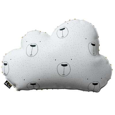 Polštář Soft Cloud z minky
