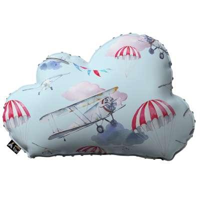 Kissen Soft Cloud aus Minky von der Kollektion Magic Collection, Stoff: 500-10