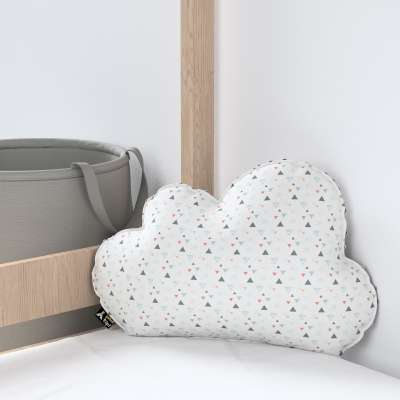 Soft Cloud pillow with minky in collection Magic Collection, fabric: 500-22