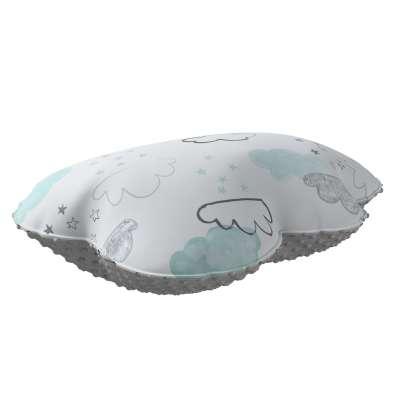 Kissen Soft Cloud aus Minky von der Kollektion Magic Collection, Stoff: 500-14