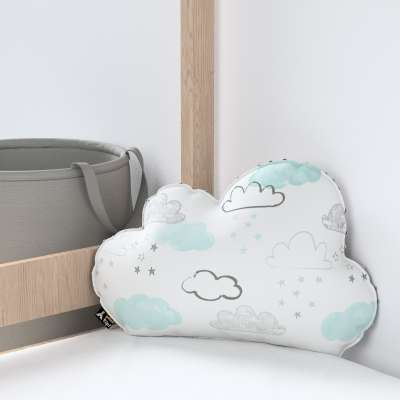 Soft Cloud pillow with minky in collection Magic Collection, fabric: 500-14