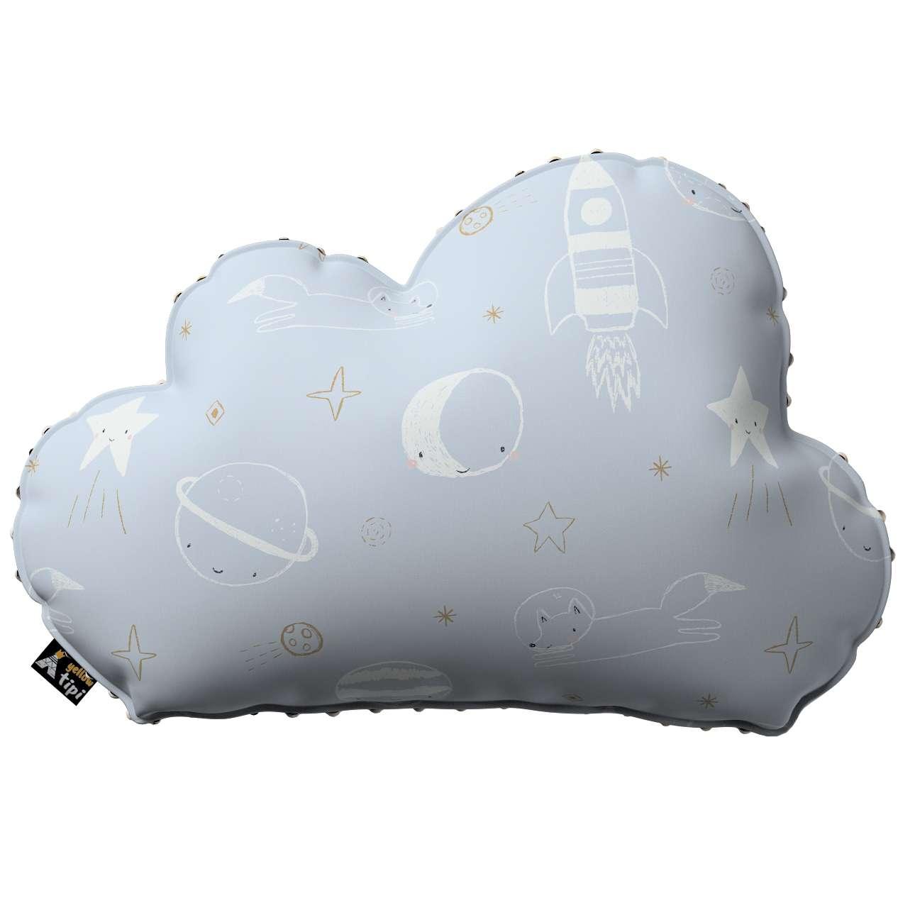 Kissen Soft Cloud aus Minky von der Kollektion Magic Collection, Stoff: 500-16