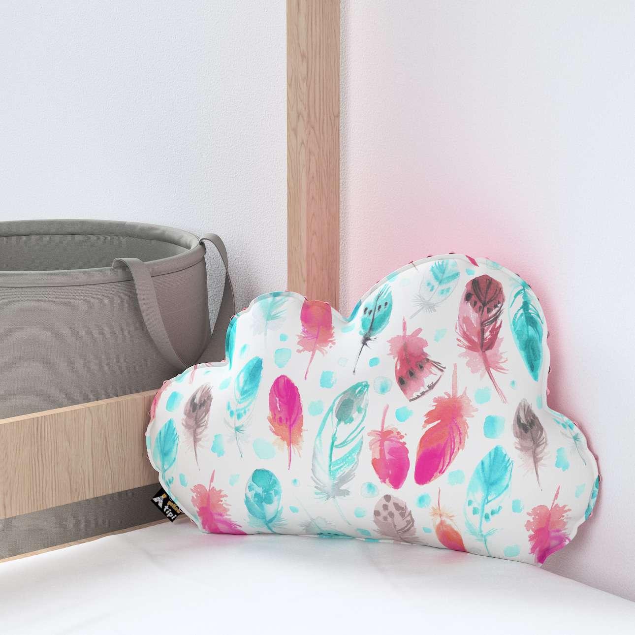 Kissen Soft Cloud aus Minky von der Kollektion Magic Collection, Stoff: 500-17