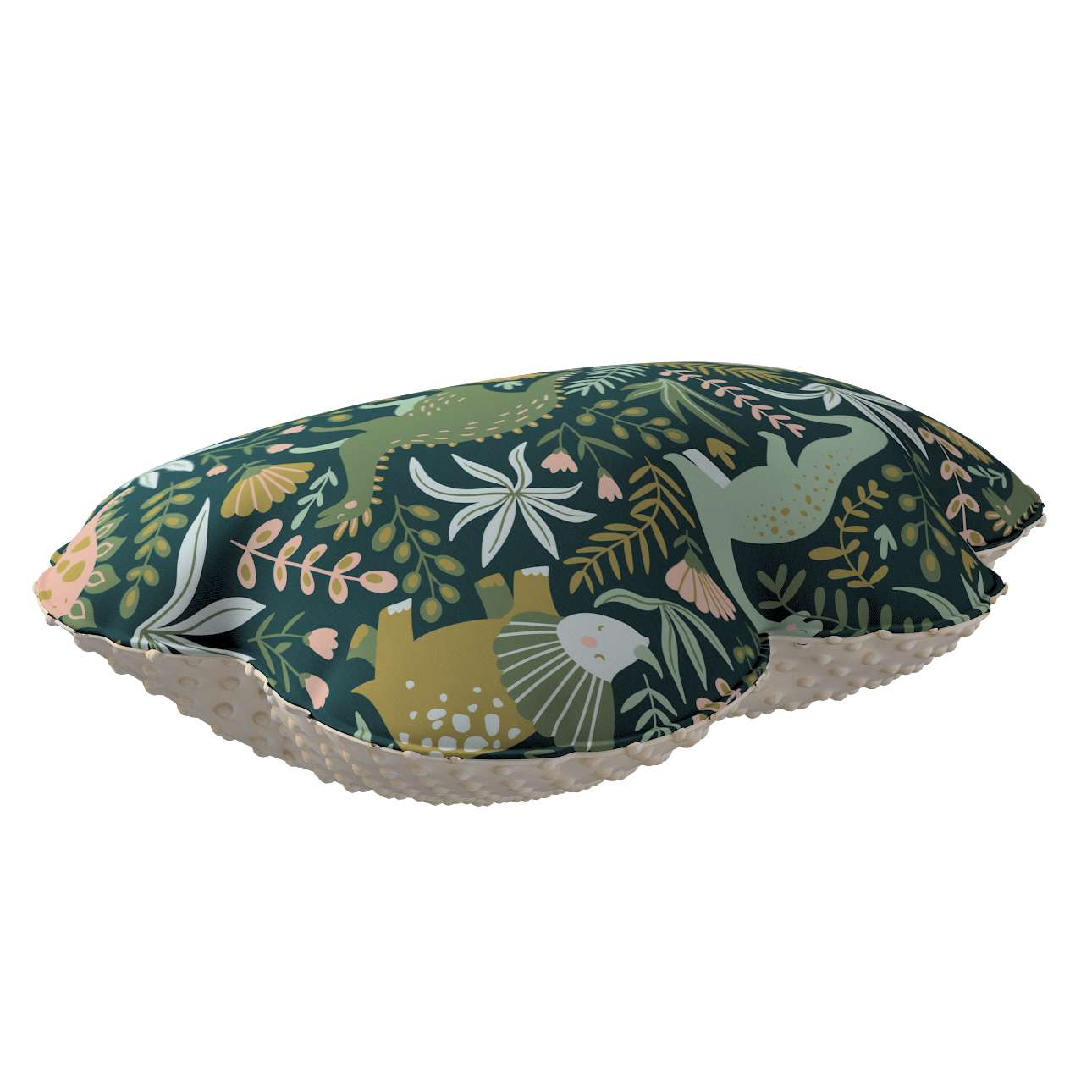 Soft Cloud pillow with minky in collection Magic Collection, fabric: 500-20