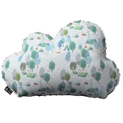 Kissen Soft Cloud aus Minky von der Kollektion Magic Collection, Stoff: 500-21