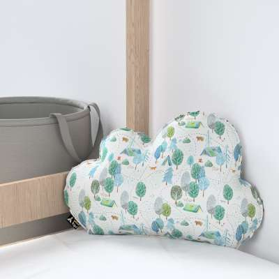Soft Cloud pillow with minky in collection Magic Collection, fabric: 500-21