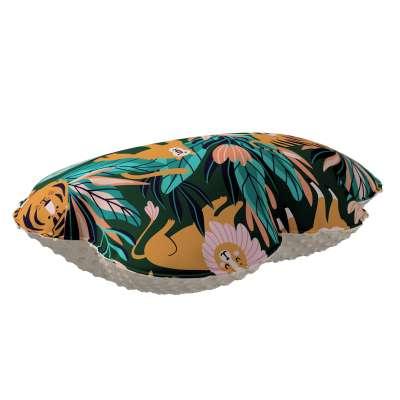 Poduszka Soft Cloud z minky 500-42 zielony Kolekcja Magic Collection