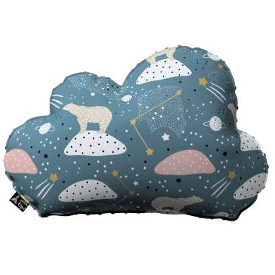 Soft Cloud pillow with minky