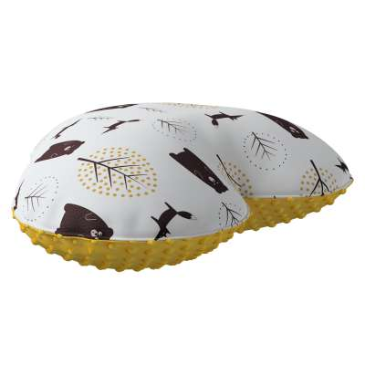 Heart of Love pillow with minky in collection Magic Collection, fabric: 500-19