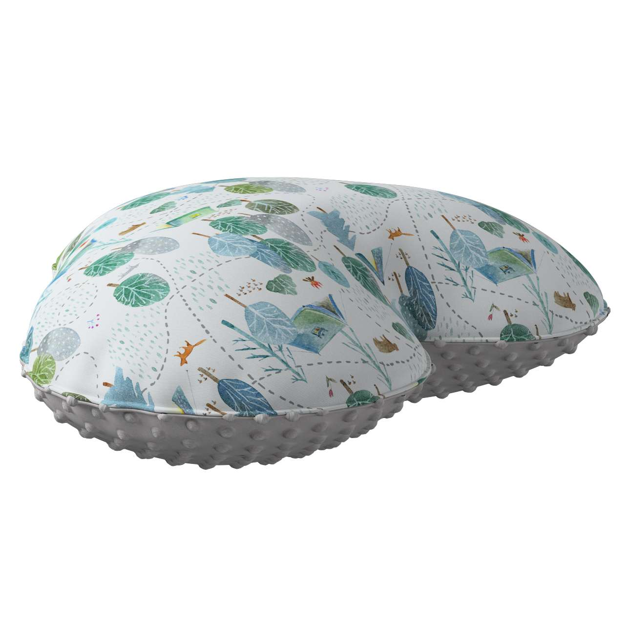 Heart of Love pillow with minky in collection Magic Collection, fabric: 500-21