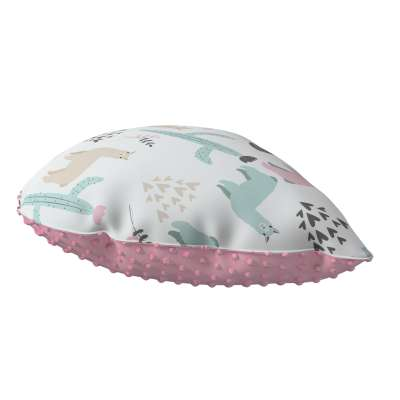 Sweet Drop pillow with minky in collection Magic Collection, fabric: 500-01