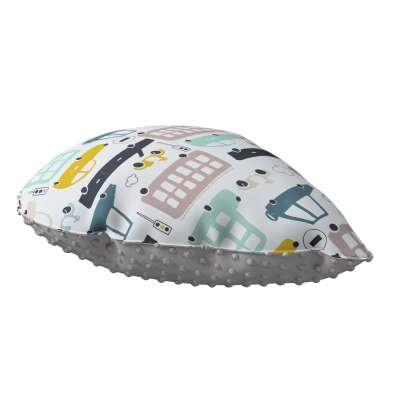 Sweet Drop pillow with minky in collection Magic Collection, fabric: 500-02