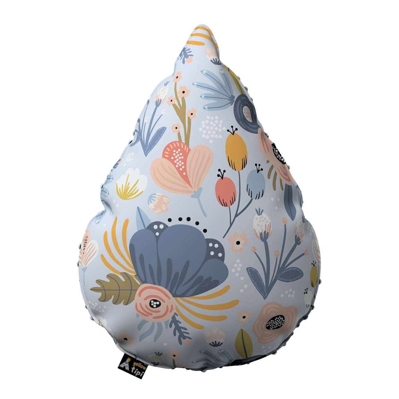 Kissen Sweet Drop aus Minky von der Kollektion Magic Collection, Stoff: 500-05