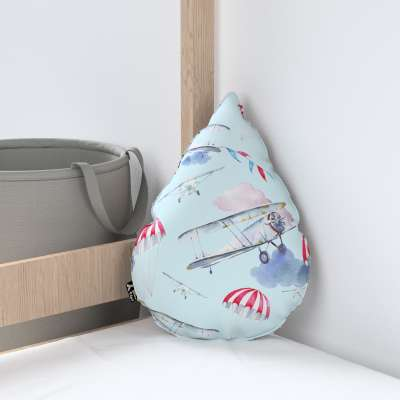 Sweet Drop pillow with minky in collection Magic Collection, fabric: 500-10