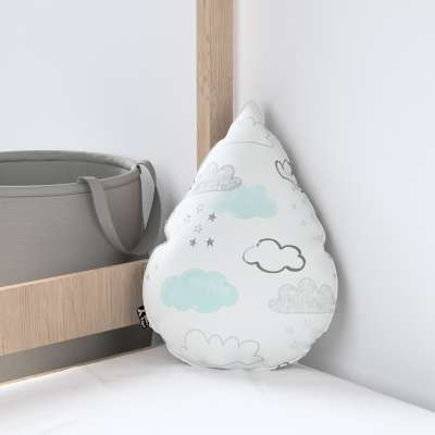 Sweet Drop pillow with minky in collection Magic Collection, fabric: 500-14