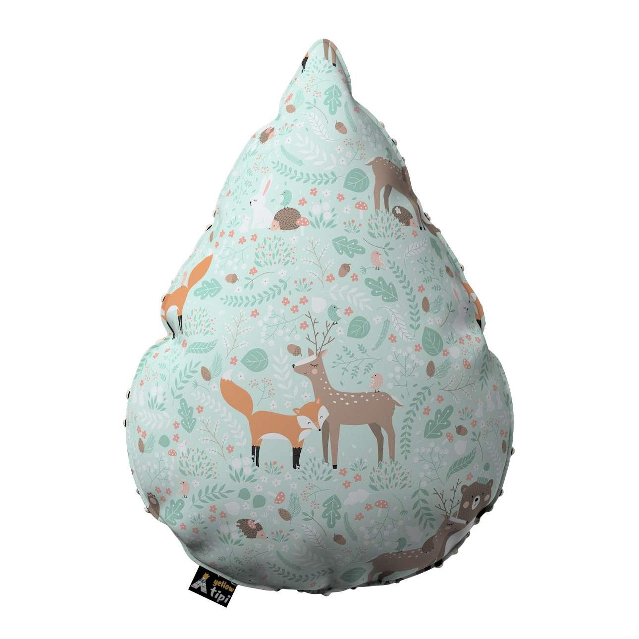 Kissen Sweet Drop aus Minky von der Kollektion Magic Collection, Stoff: 500-15