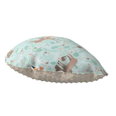 Sweet Drop pillow with minky in collection Magic Collection, fabric: 500-15