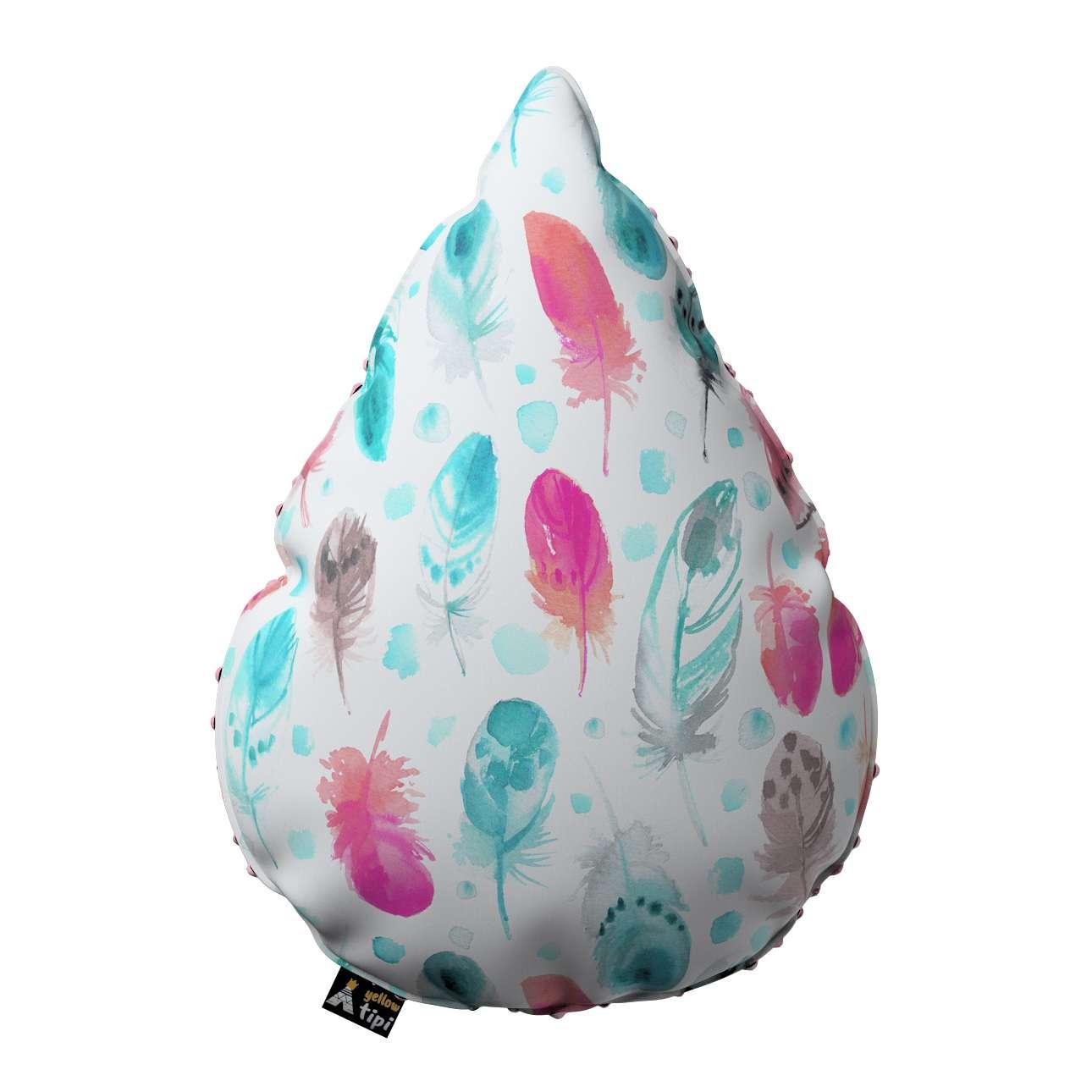 Kissen Sweet Drop aus Minky von der Kollektion Magic Collection, Stoff: 500-17