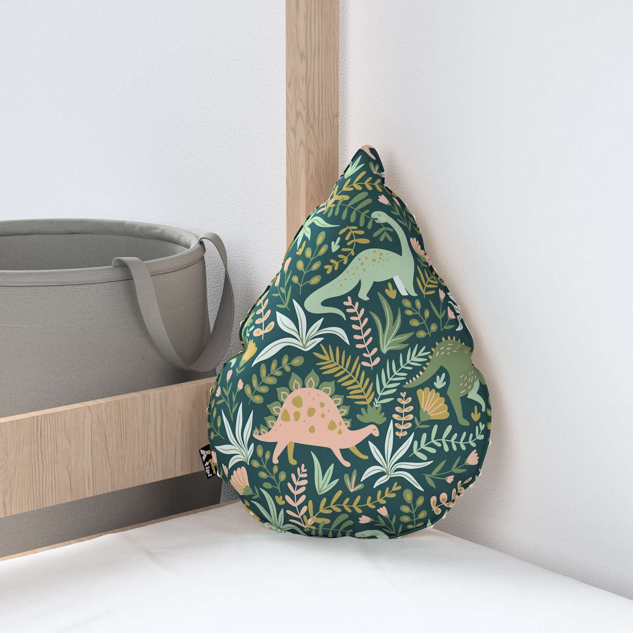 Sweet Drop pillow with minky in collection Magic Collection, fabric: 500-20
