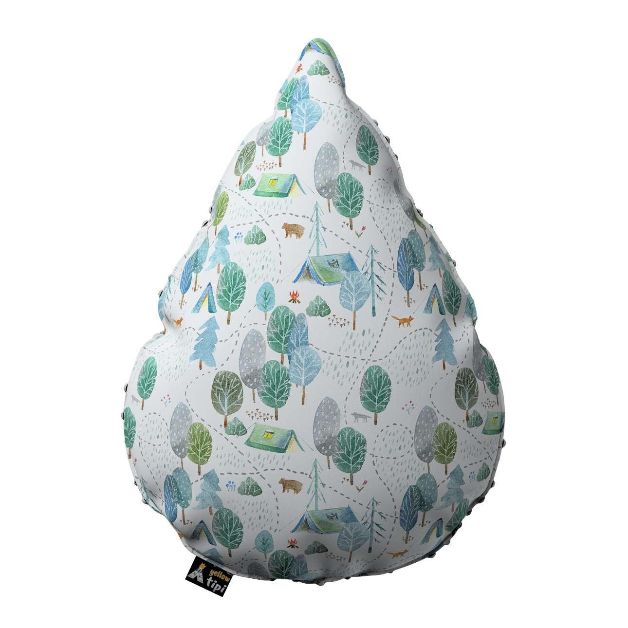 Kissen Sweet Drop aus Minky von der Kollektion Magic Collection, Stoff: 500-21