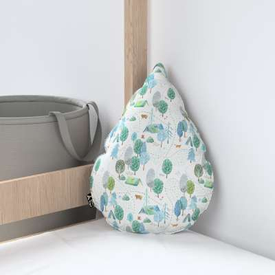 Sweet Drop pillow with minky in collection Magic Collection, fabric: 500-21