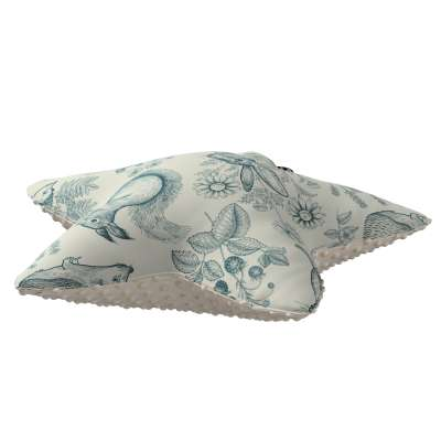 Lucky Star pillow with minky in collection Magic Collection, fabric: 500-04