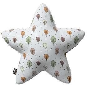 Polštář Lucky Star z minky