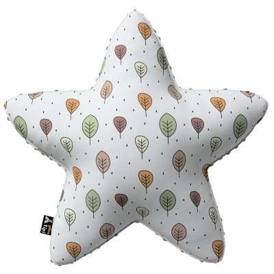 Lucky Star pillow with minky in collection Magic Collection, fabric: 500-09