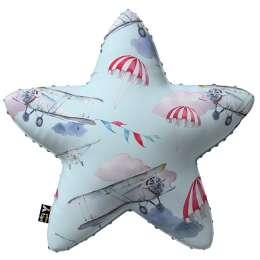 Kissen Lucky Star aus Minky