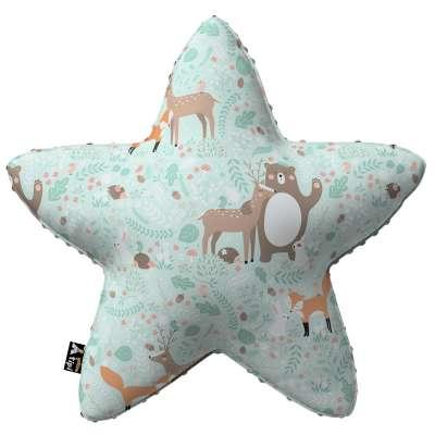 Lucky Star pagalvėlė kolekcijoje Magic Collection, audinys: 500-15