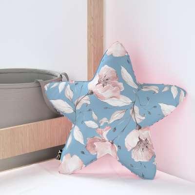 Kissen Lucky Star aus Minky von der Kollektion Magic Collection, Stoff: 500-18
