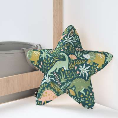 Lucky Star pillow with minky in collection Magic Collection, fabric: 500-20