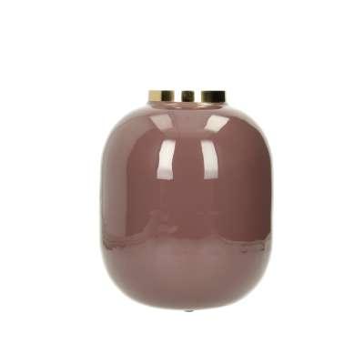 Vaza Vilana Violet 21 cm Vazos - Dekoria.lt