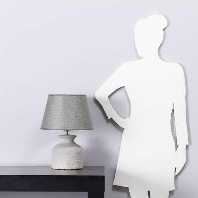 Tafellamp Toba Grey 43 cm