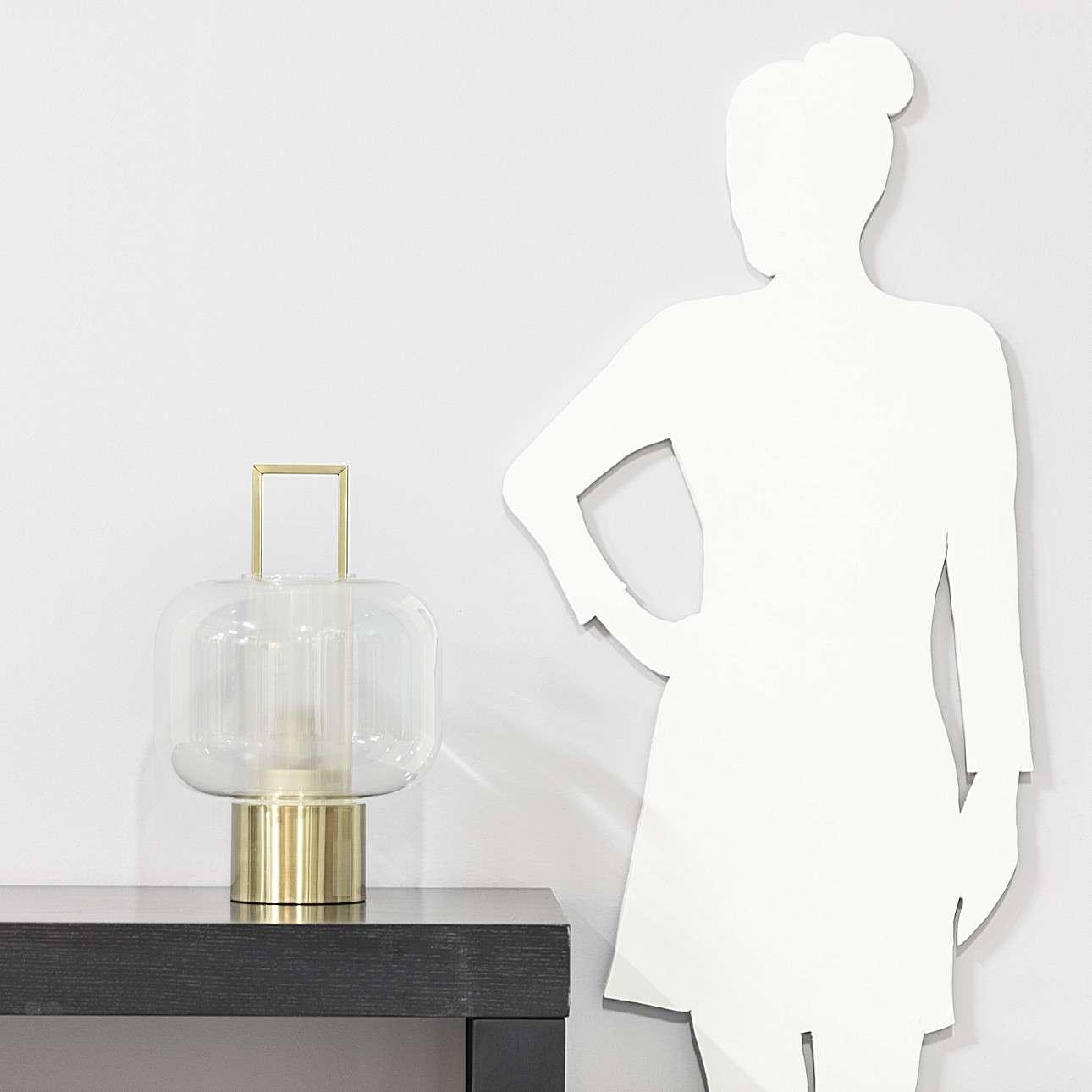 Tischlampe Arturos 46 cm