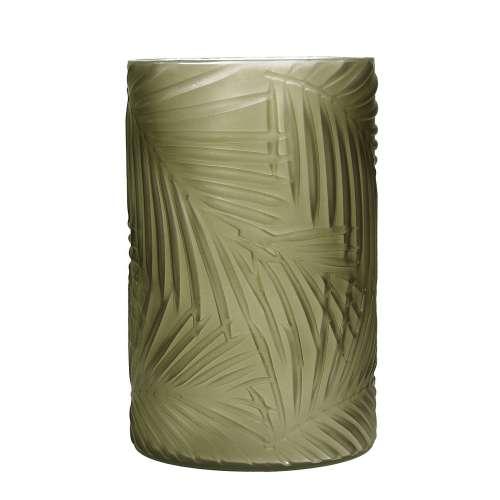 Świecznik Palm Leaf I 23 cm