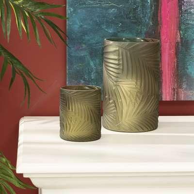 Žvakidė Leaves I 23 cm Žvakidės - Dekoria.lt
