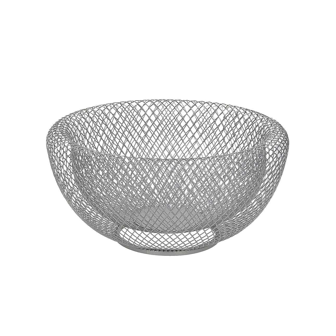 Schüssel Wire Silver 24 cm