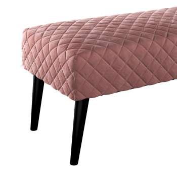 Ławka pikowana Velvet w kolekcji Velvet, tkanina: 704-30