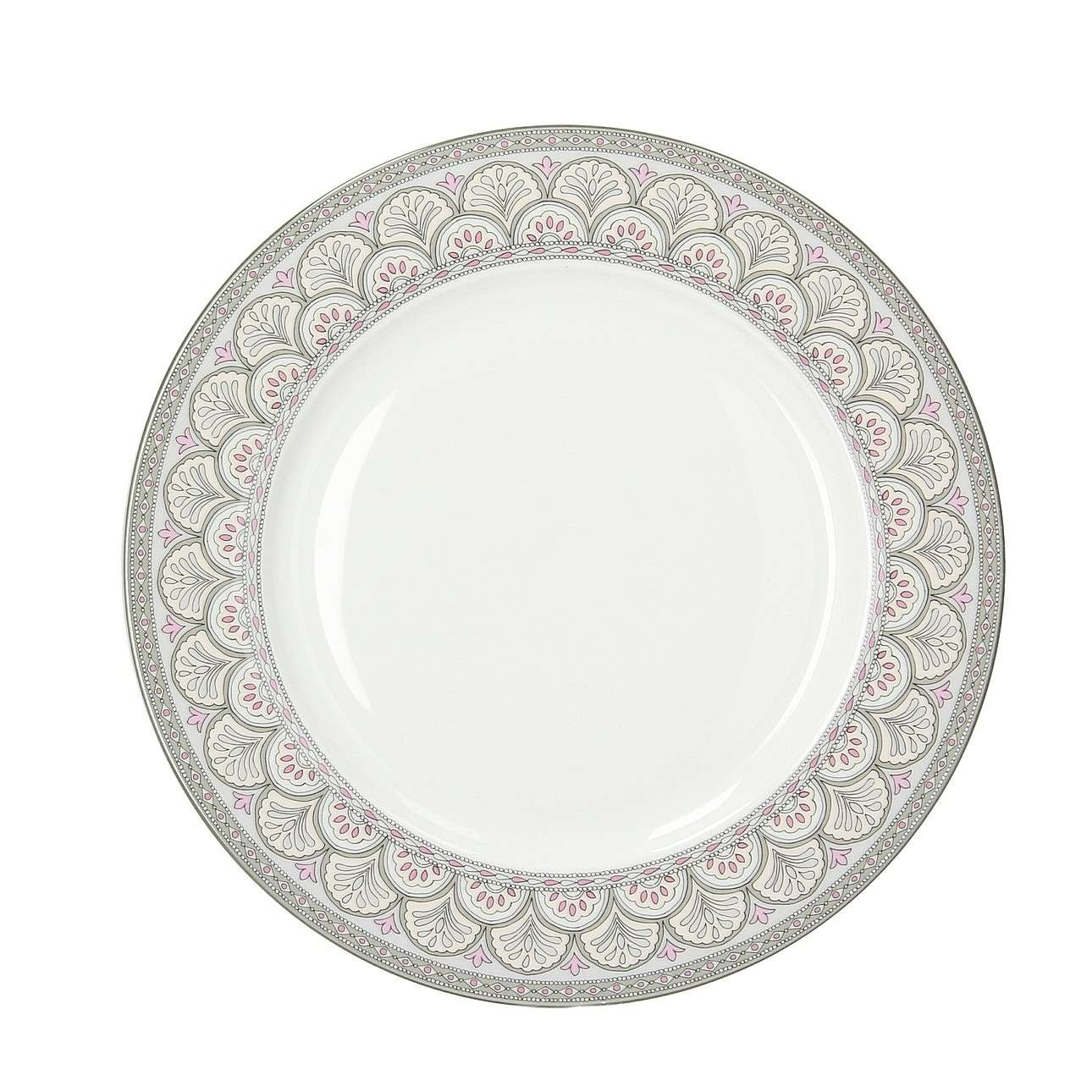 Obědový talíř Romantic průměr 27 cm