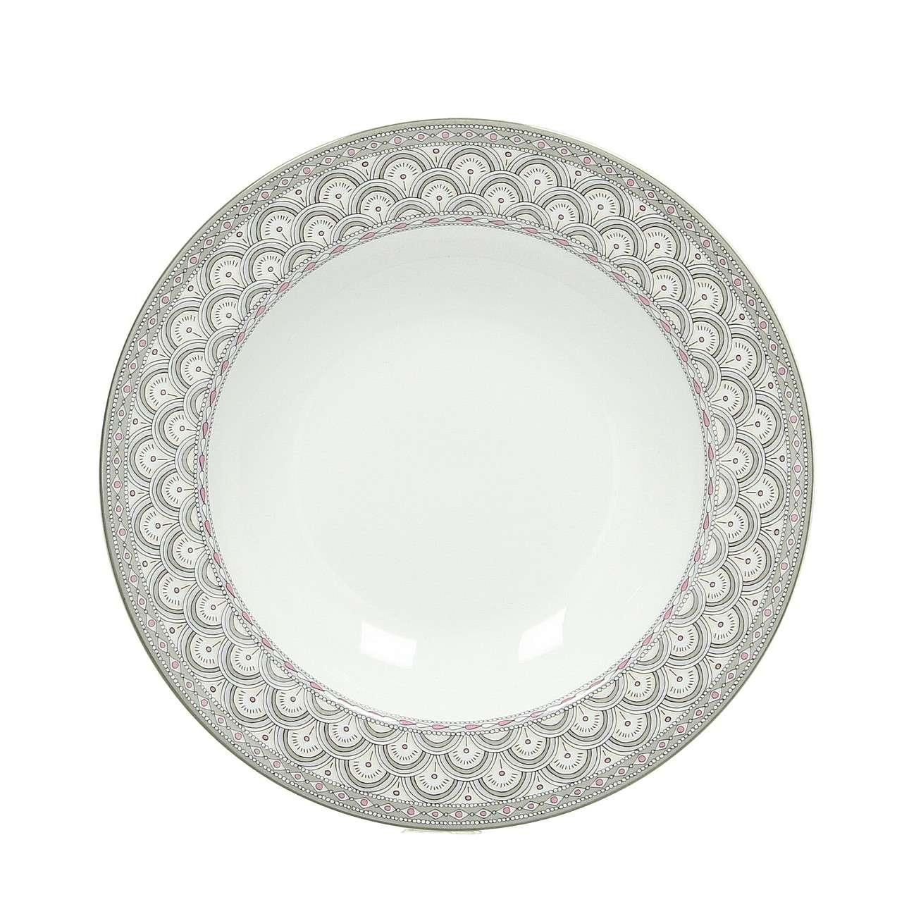 Hluboký talíř Romantic průměr 21 cm