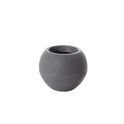 Osłona donicy Rillen Grey 34 cm