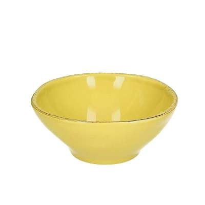 Schüssel Organic Line 400 ml yellow