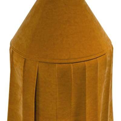 Canopy 704-23 mustard Collection Posh Velvet