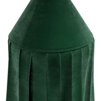 Pakabinama palapinė 704-13 žalia Kolekcija Posh Velvet