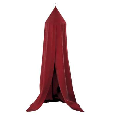 Pakabinama palapinė 704-15 raudona Kolekcija Posh Velvet