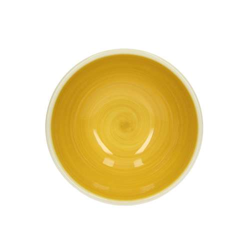 Miska  Agusto 400 ml yellow