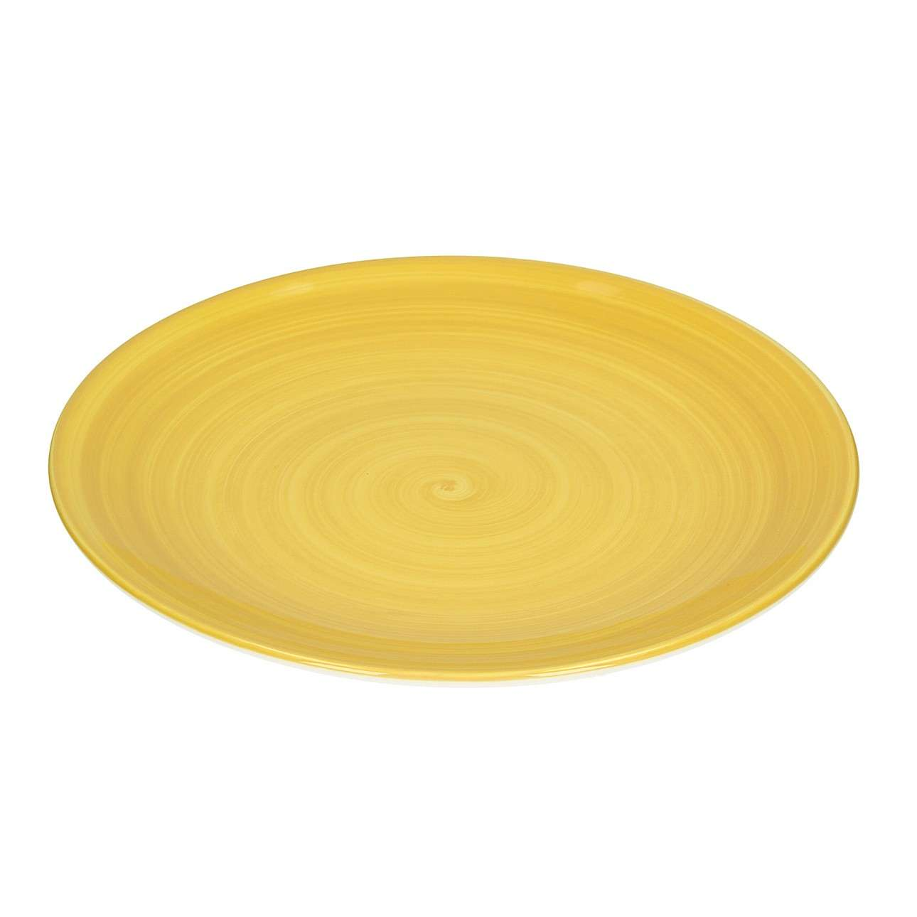 Talerz Agusto 27 cm yellow