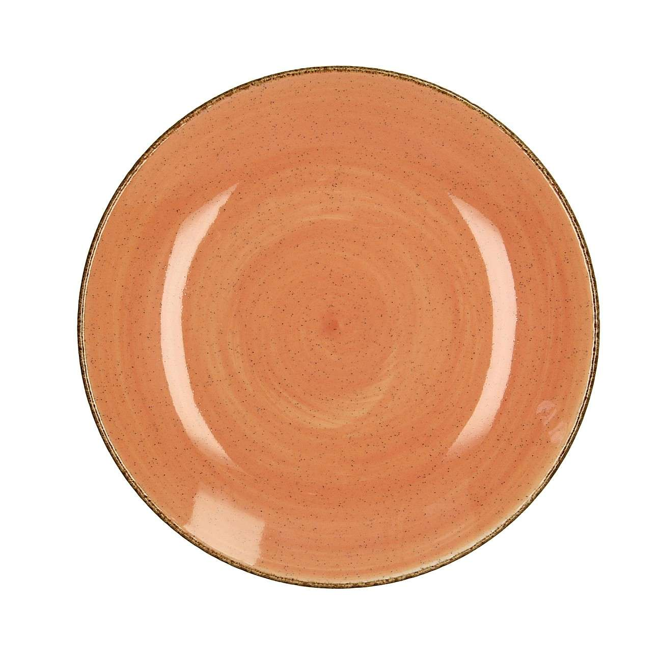 Teller Laguna 26 cm terracotta