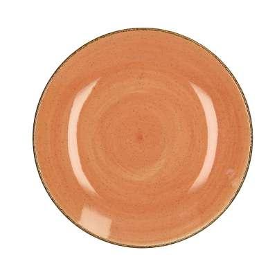 Talerz Laguna 26 cm terracotta
